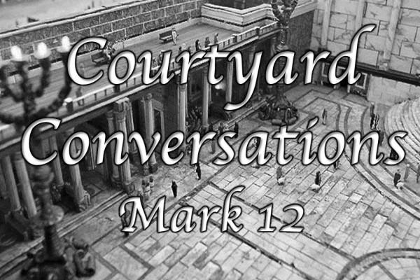 Courtyard Conversations 2